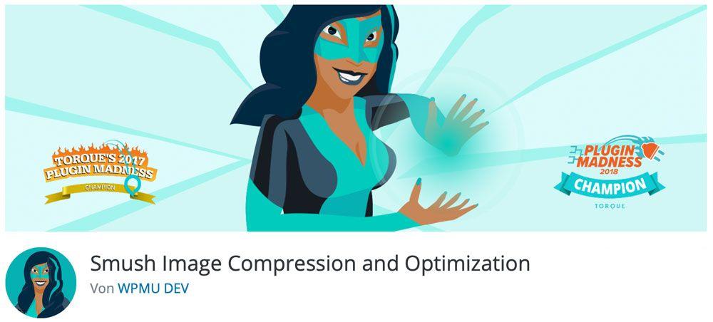 Smush Image Compression für WordPress bietet dir viele Möglichkeiten in deiner WordPress Installation