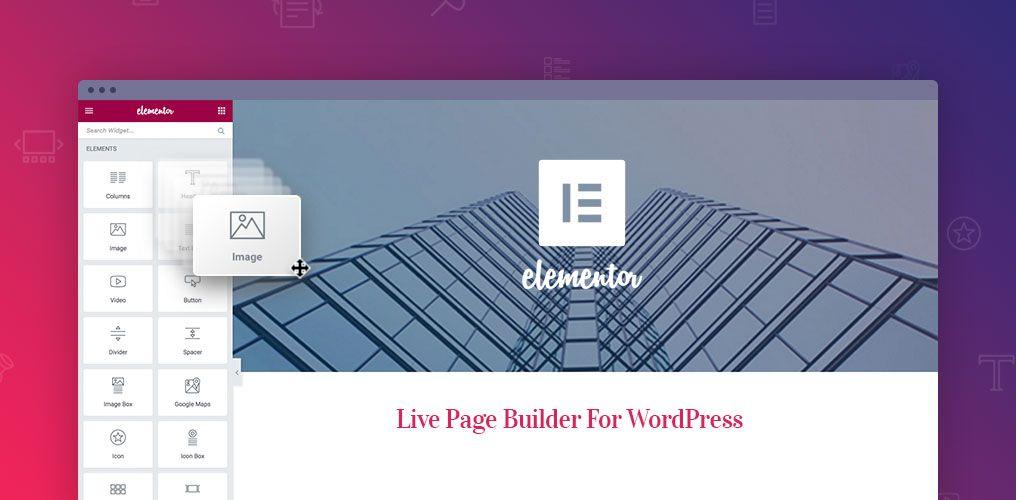 Mit dem Elementor Plugin für WordPress lassen sich Kampagenseiten schnell und einfach erstellen