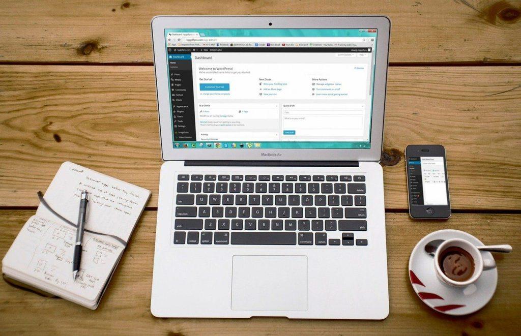 Wordpress ist sowohl für Blogs, aber auch für Websites eine der besten Lösungen