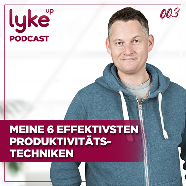 Produktiv arbeiten - Podcast