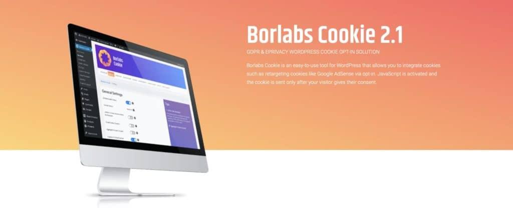 Cookie OptIn für WordPress Blogs